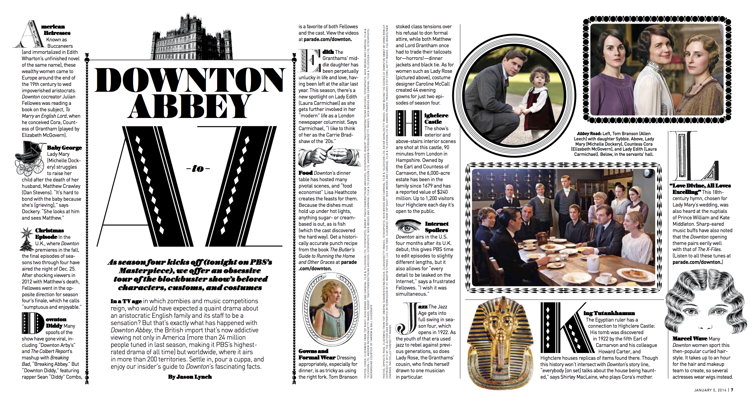 Downton.story