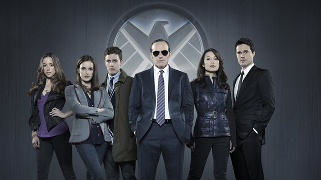 marvel agents shield adweek