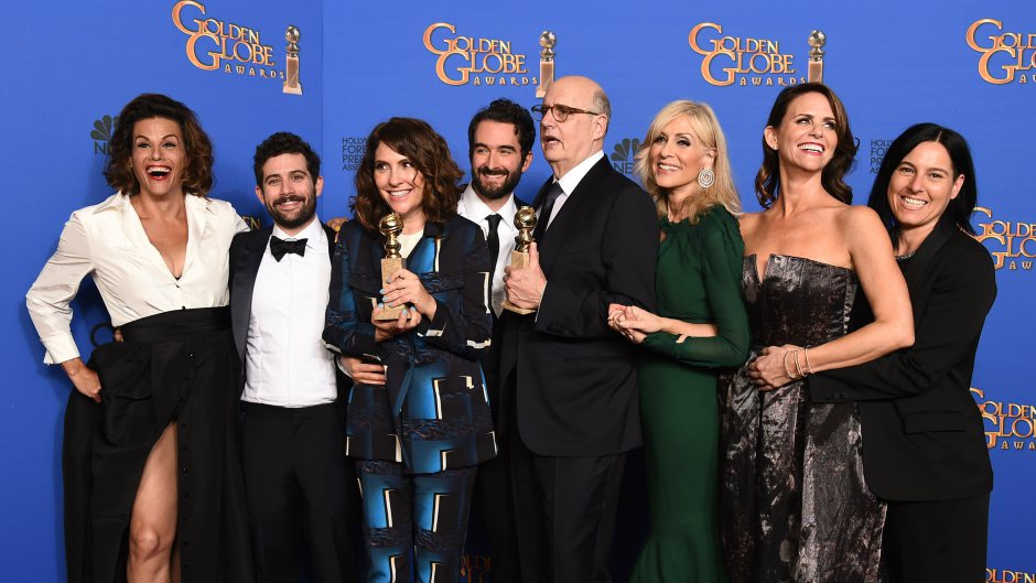 transparent golden globe
