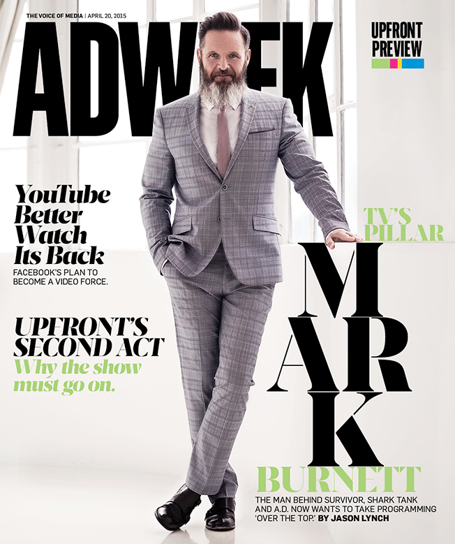 Mark Burnett cover
