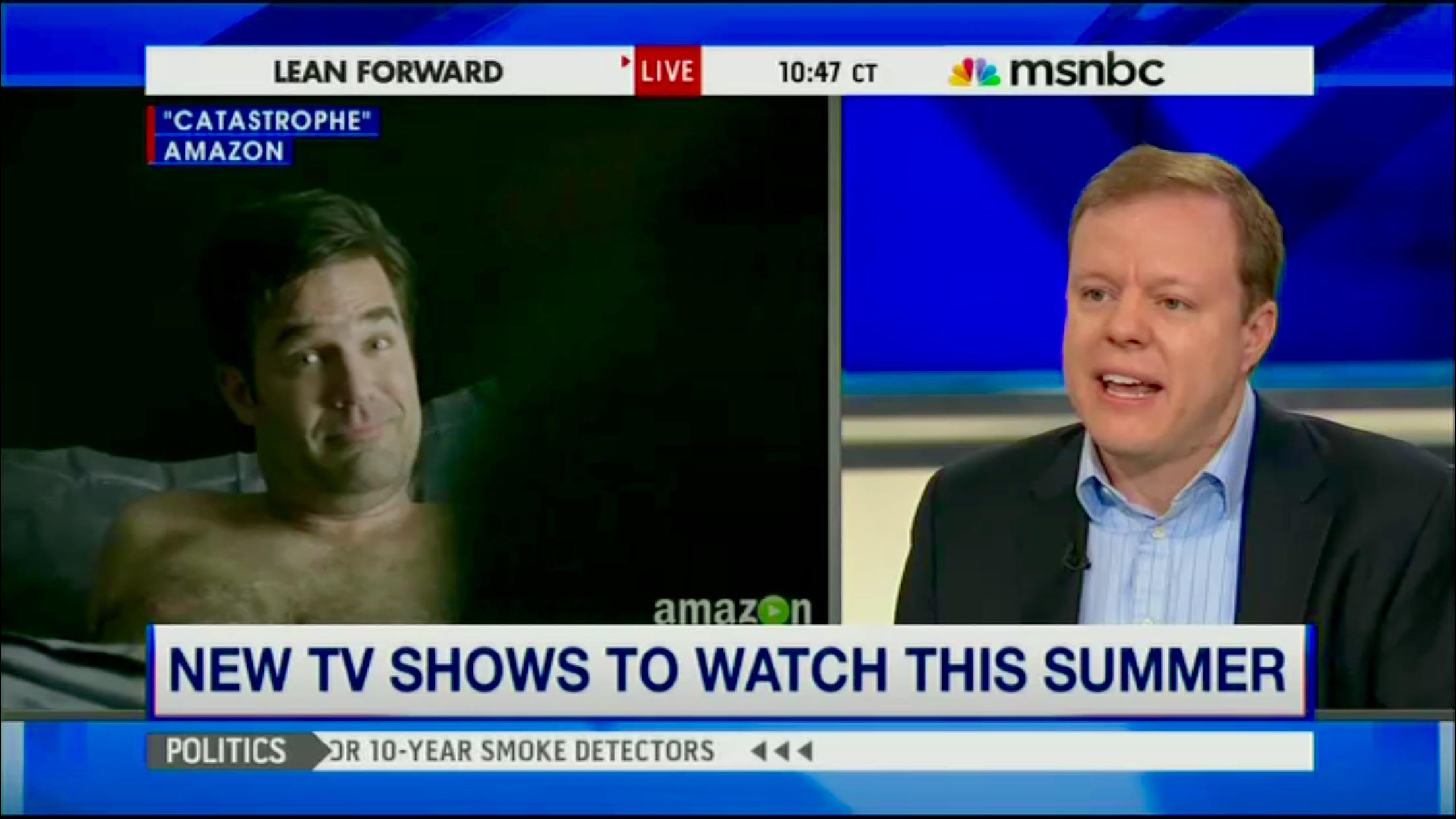 MSNBC Summer TV 2